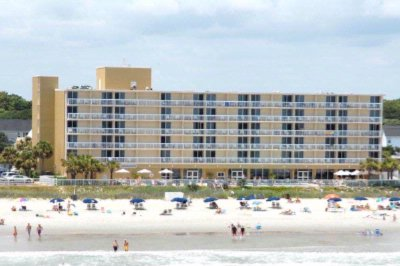 Holiday Inn Oceanfront at Surfside Beach 1 of 12