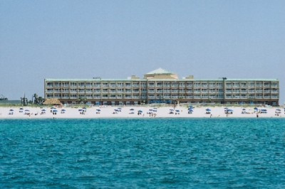 Image of Hampton Inn Pensacola Beach Gulf Front