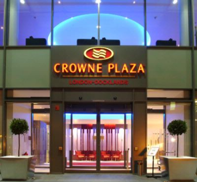 Crowne Plaza London Docklands 1 of 20