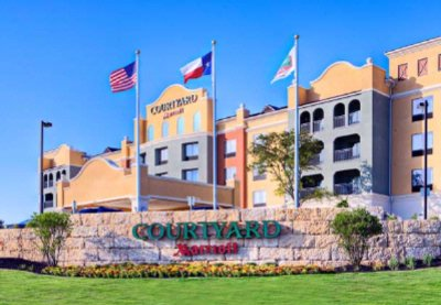 Courtyard by Marriott Seaworld Westover Hills 1 of 22