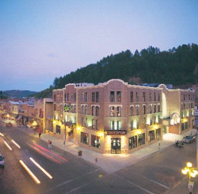 Holiday Inn Express Hotel & Suites Deadwood Gold Dust Casino 1 of 5