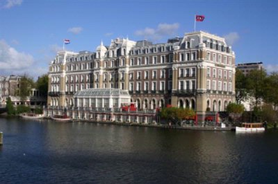Intercontinental Amstel Amsterdam 1 of 10