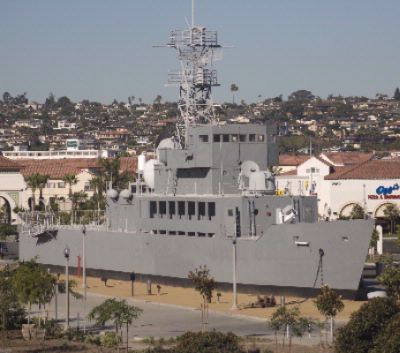 Uss Recruit Aka Uss Neversail 17 of 20