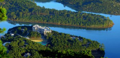 Overview Dalat Edensee Resort 2 of 11