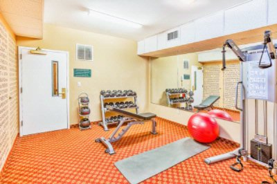 On-Site Fitness Center 8 of 9