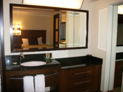 Hyatt Place Spacious Vanity With Granite Tops 7 of 7