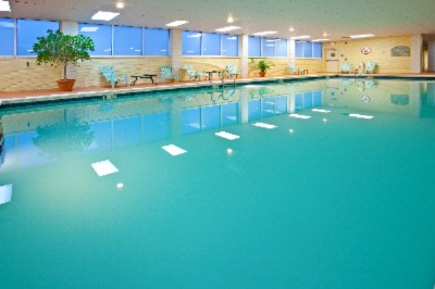 Swimming Is Fun In Our Large Indoor Swimming Pool 6 of 7