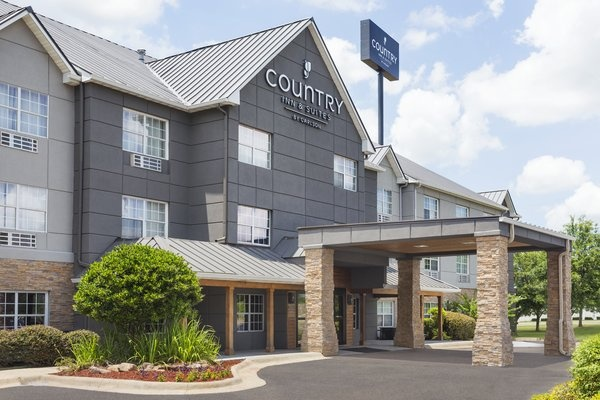 Country Inn & Suites by Radisson Jackson Airport / Pearl 1 of 16