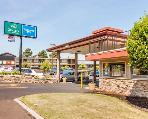 Image of Quality Inn & Suites Portland Airport