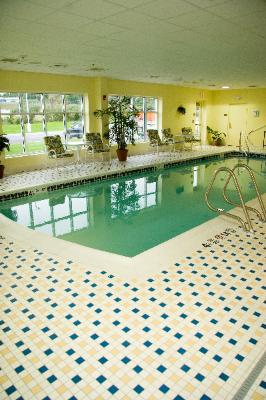 Take A Dip In Our Indoor Heated Pool! 7 of 7