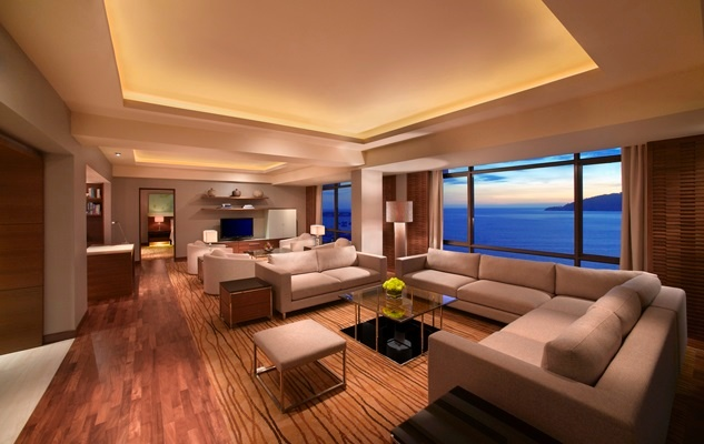 Presidential Suite Living Room 8 of 28