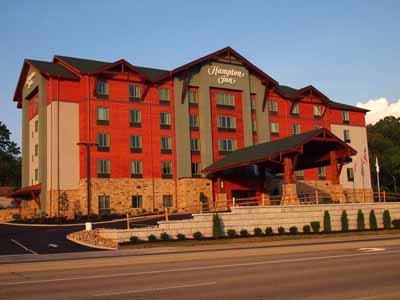 Hampton Inn Pigeon Forge 1 of 9