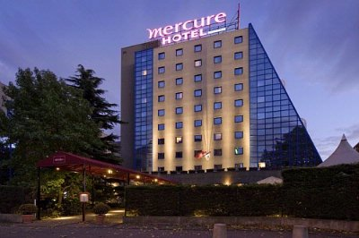 Image of Mercure Paris Porte De Pantin