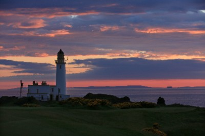Turnberry\'s Iconic Lighthouse 10 of 19