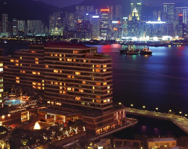 Intercontinental Hong Kong 1 of 26