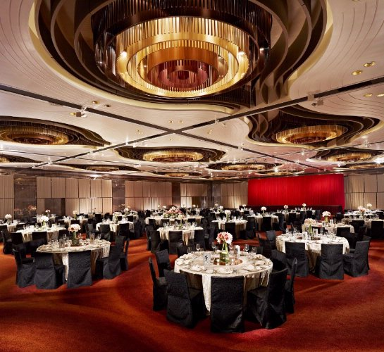 Intercontinental Ballroom -Western Banquet Setup 11 of 26