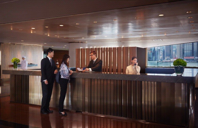 Hotel Reception Desk 3 of 26