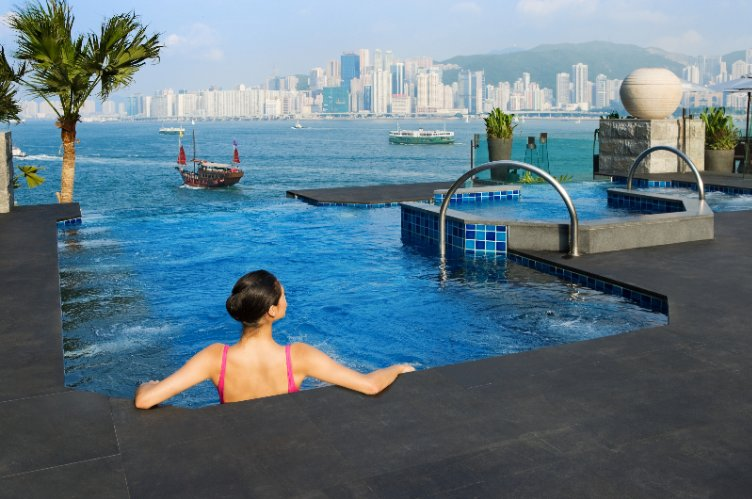 Infinity Spa Pool 24 of 26