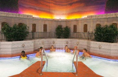 Relax In Our 20 Person Whirlpool 4 of 10