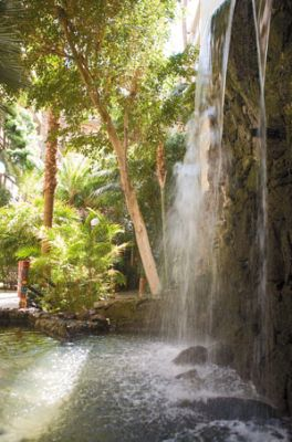Waterfall In East Atrium 6 of 14