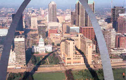 A perfect view of the arch! 2 of 8