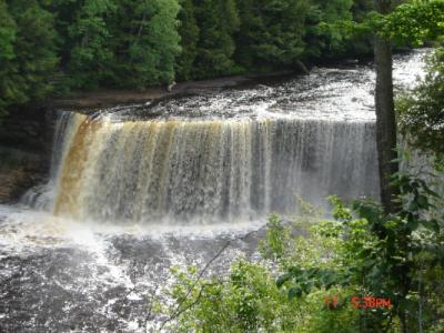 Upper Tahquamenon Falls 11 of 11