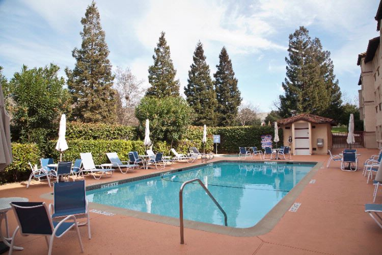 Outdoor Heated Pool & Poolside Spa 5 of 15