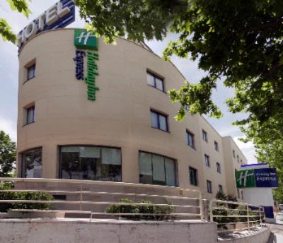 Image of Holiday Inn Express San Sebastián De Los Reyes