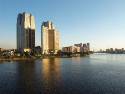 Fairmont Nile City Cairo 1 of 20