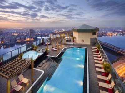 Roof Top Pool 3 of 20