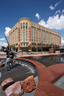 Image of Sugar Land Marriott Town Square