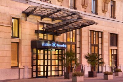 Image of Hilton Brussels City