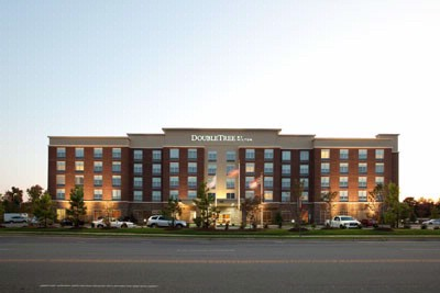 Image of Doubletree by Hilton Raleigh Cary