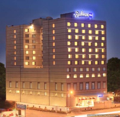 Radisson Blu Hotel Chennai City Centre 1 of 13
