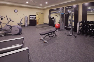 Spacious Fitness Room 5 of 16