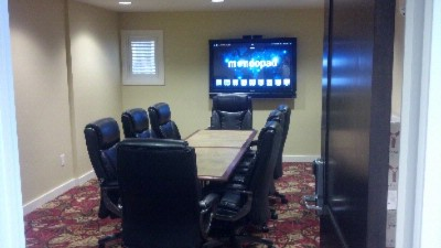 Conference Room With Teleconferencing Suite 6 of 6