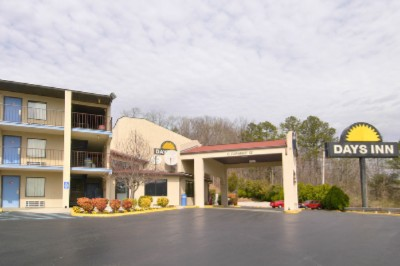 Days Inn Chattanooga Lookout Mountain West 1 of 5