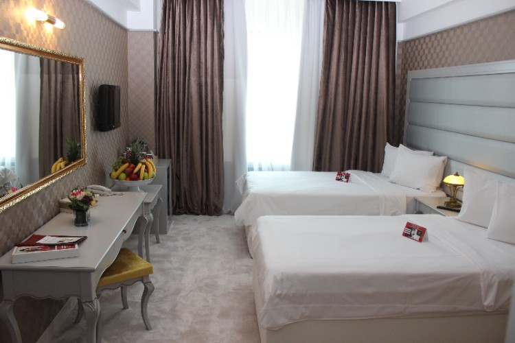 Premium Twin Room 7 of 16