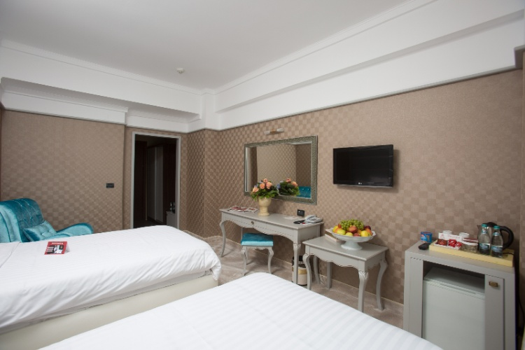 Premium Twin Room 10 of 16