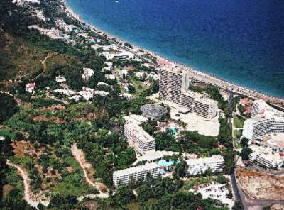 Rodos Palace Hotel Air View 8 of 8