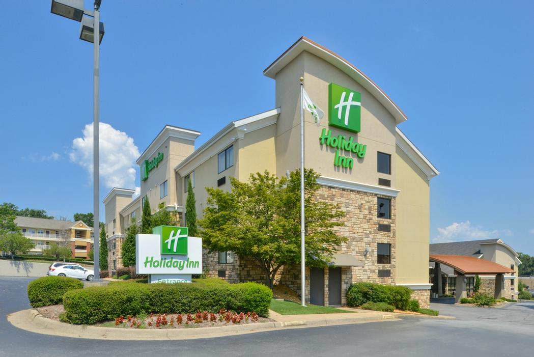 Holiday Inn Little Rock West Financial Pky 1 of 19