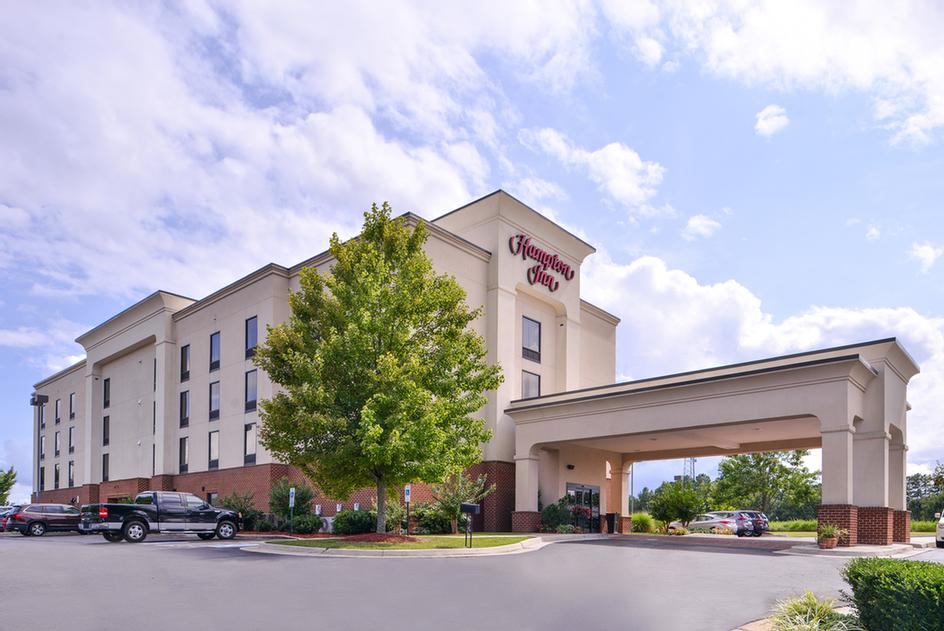 Image of Hampton Inn Farmville Virginia