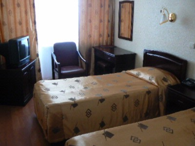 Standard Twin Room Amur Bay Building 13 of 16