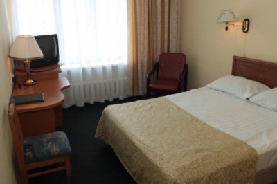 Standard Double Room Vladivostok Building 8 of 16