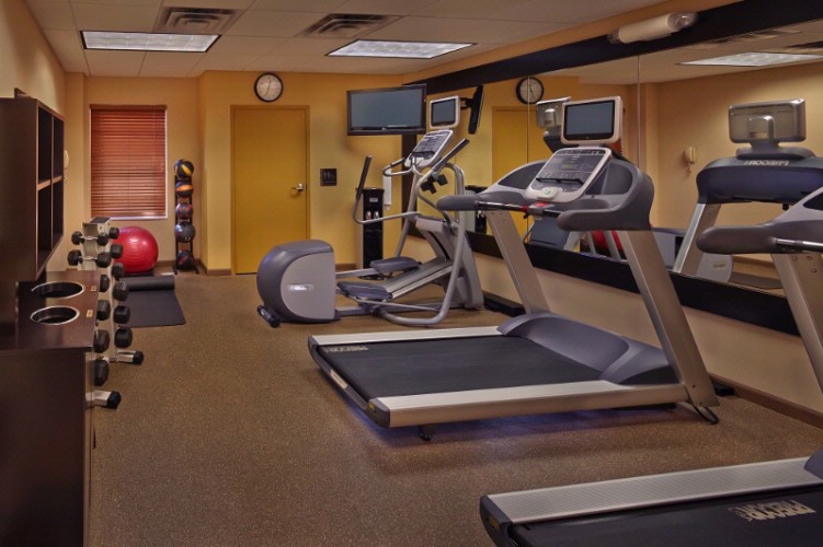 Pre-Cor Fitness Room 7 of 11
