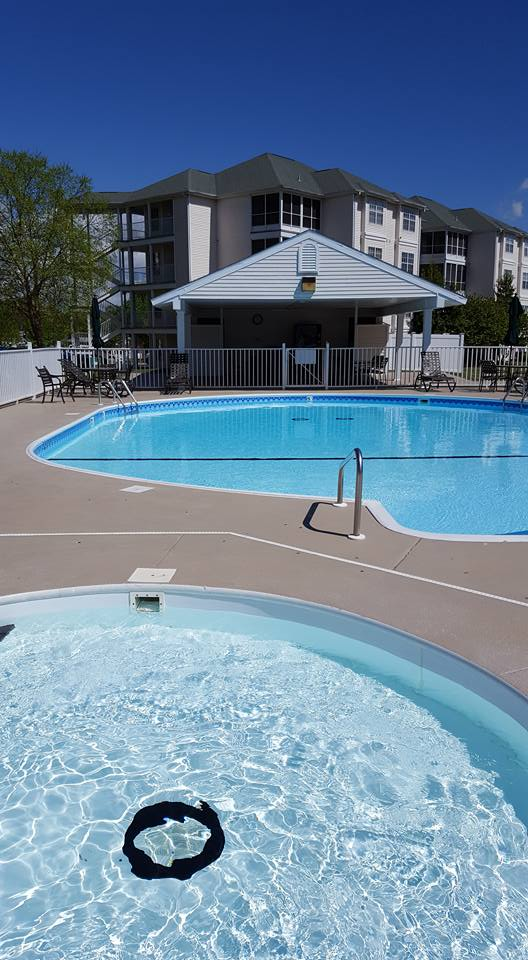 Outdoor Pool 3 of 13