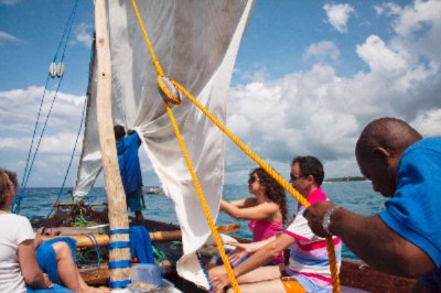 Dhow Sailing 18 of 21