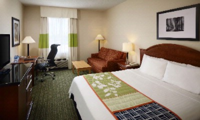 Fairfield Inn by Marriott Toronto / Oakville 1 of 12