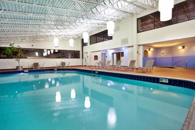 Take A Swim In Our Indoor Pool Rain Or Shine! 5 of 14