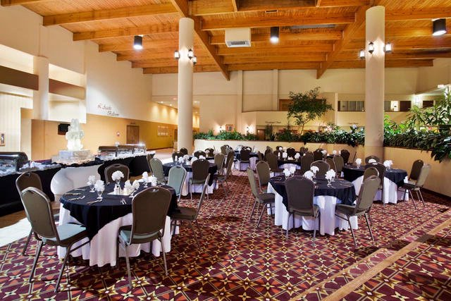 This Beautiful Open Space Is Great For Wedding Ceremonies Welcome Receptions Or Just Another Option To Eat Together As A Group Without Being Confined In One Room All Day. 8 of 14